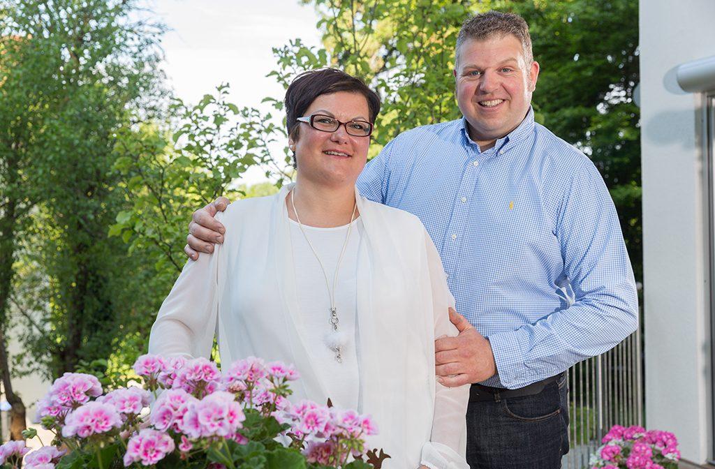 Susanne und Achim Richter: Wir freuen uns auf Sie.