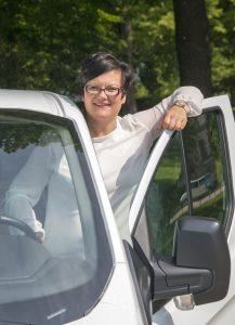 Susanne Richter, Geschäftsführung