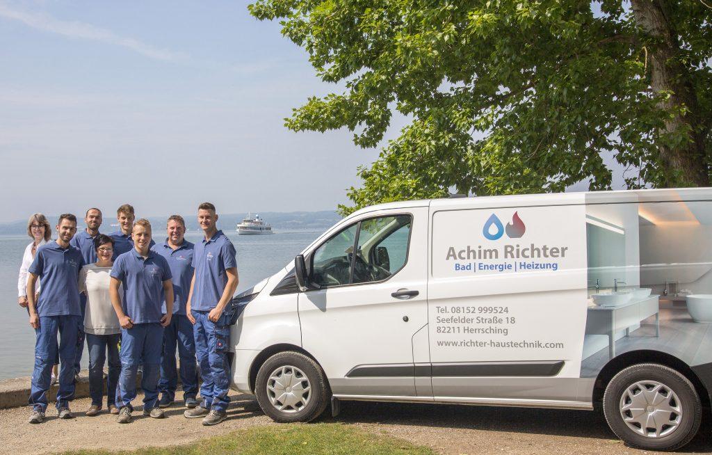 Team Achim Richter aus Herrsching